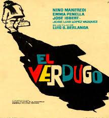El Verdugo, FILMOTECA,Dirección Luis García Berlanga.