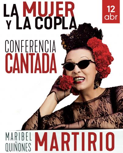 LA MUJER Y LA COPLA. CONFERENCIA CANTADA